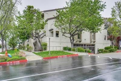 Sunnyvale Condo/Townhouse For Sale: 880 E Fremont Avenue #105