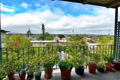 San Mateo Condo/Townhouse For Sale: 818 N Delaware Street #412