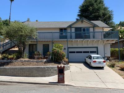 San Jose CA Single Family Home For Sale: $999,000