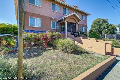 Vallejo Single Family Home For Sale: 618 Lemon Street