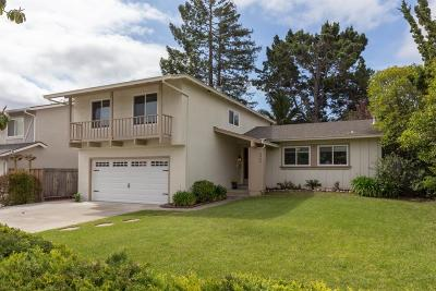 Campbell Single Family Home For Sale: 3966 Acapulco Drive