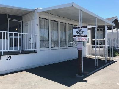 Brentwood Mobile Home For Sale: 3933 Walnut Boulevard