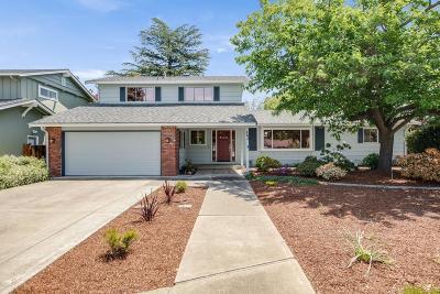 Santa Clara Single Family Home For Sale: 462 Muriel Court