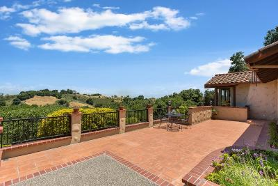Cupertino Single Family Home For Sale: 22322 Regnart Road