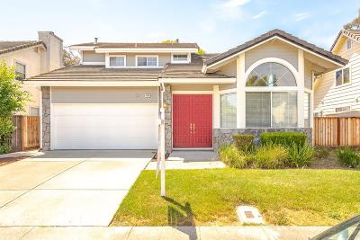 Union City Single Family Home For Sale: 4780 Cabello Street