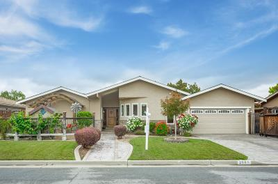 Santa Clara Single Family Home For Sale: 2665 Maplewood Lane