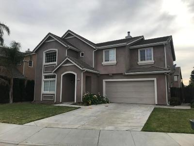 Tracy Single Family Home For Sale: 3917 Chateau Lane