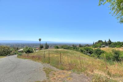 San Jose Residential Lots & Land For Sale: 15221 Camelot Drive