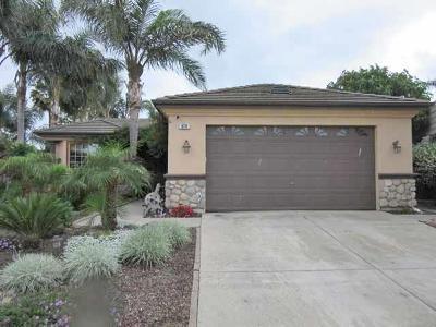 Stockton Single Family Home For Sale: 8111 Emerson Court