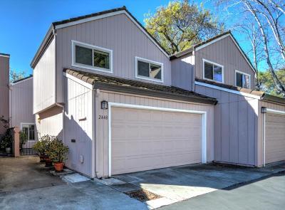Santa Clara Condo/Townhouse For Sale: 2448 Loma Vista Lane