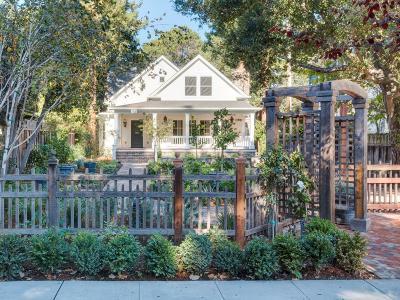 Palo Alto Rental For Rent: 329 Lincoln Avenue