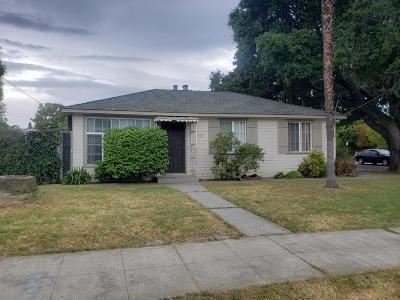 San Jose Single Family Home For Sale: 899 N 5th Street