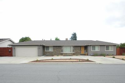 Santa Clara Single Family Home For Sale: 2647 Birchtree Lane