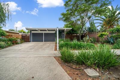 Sunnyvale Single Family Home For Sale: 1166 Pome Avenue