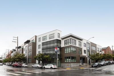 San Francisco Condo/Townhouse For Sale: 2125 Bryant Street #308