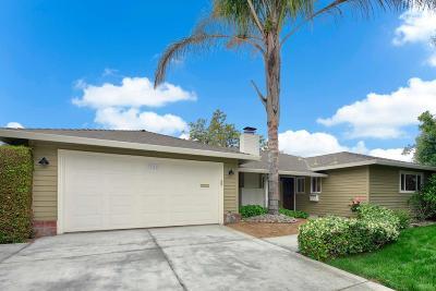 Santa Clara Single Family Home For Sale: 1782 Scott Boulevard