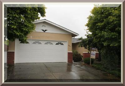 Milpitas Single Family Home For Sale: 1694 Everglades Drive