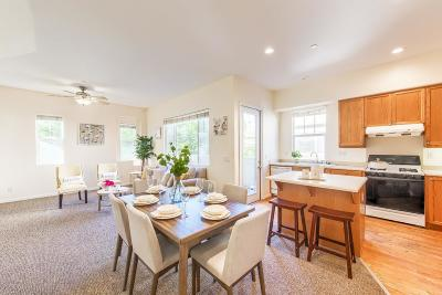 Milpitas Condo/Townhouse For Sale: 820 Towne Drive