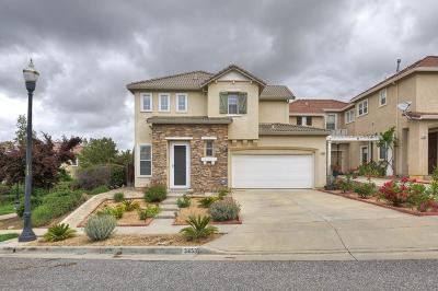 San Jose Single Family Home For Sale: 3453 Glenprosen Court