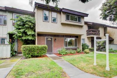 San Jose CA Condo/Townhouse For Sale: $825,000