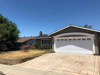Milpitas Rental For Rent: 1761 Butano Drive