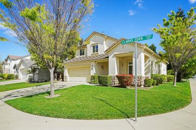 Stockton Single Family Home For Sale: 10472 Clarks Fork Circle
