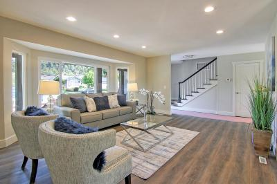 San Jose Single Family Home For Sale: 1547 Montellano Drive