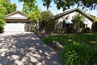 Los Gatos Single Family Home For Sale: 15768 Cherry Blossom Lane