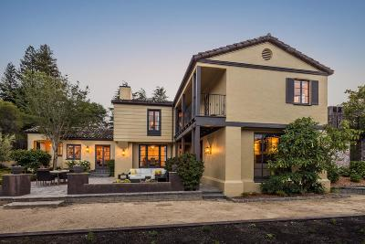 San Mateo County Single Family Home For Sale: 463 El Arroyo Road