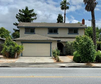 San Jose Single Family Home For Sale: 1026 Redmond Avenue