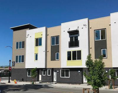 San Jose Condo/Townhouse For Sale: 238 Element Road