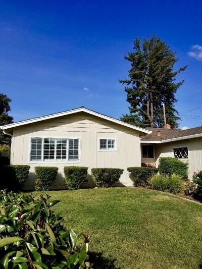 San Jose Single Family Home For Sale: 4016 La Mesa Lane