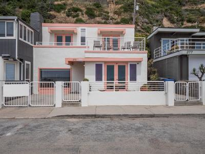 Single Family Home For Sale: 375 Beach Drive