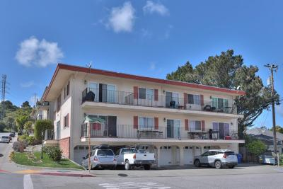 Millbrae Multi Family Home For Sale: 502 Richmond Drive