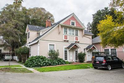 San Jose Multi Family Home For Sale: 95 S 14th Street