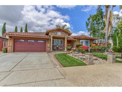 Gilroy Single Family Home For Sale: 145 Victoria Drive