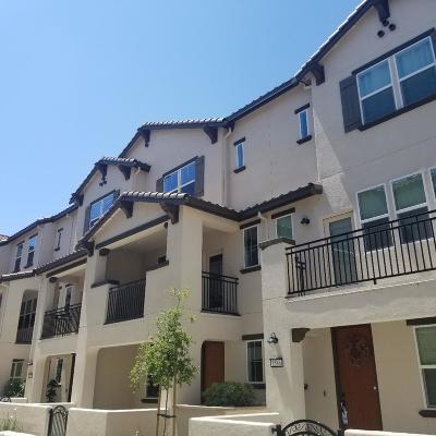 Santa Clara Condo/Townhouse For Sale: 1584 Pratt Place