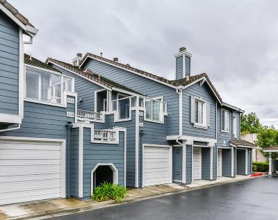 Fremont Condo/Townhouse For Sale: 5658 Statice Common