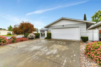 Livermore Single Family Home Pending Show For Backups: 1208 Heather Lane