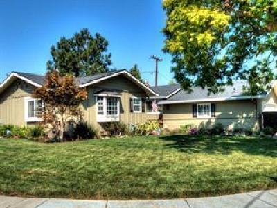 San Jose Single Family Home For Sale: 4925 Rafton Drive