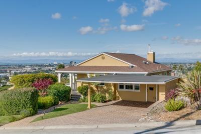 San Mateo Single Family Home For Sale: 4001 Hacienda Street