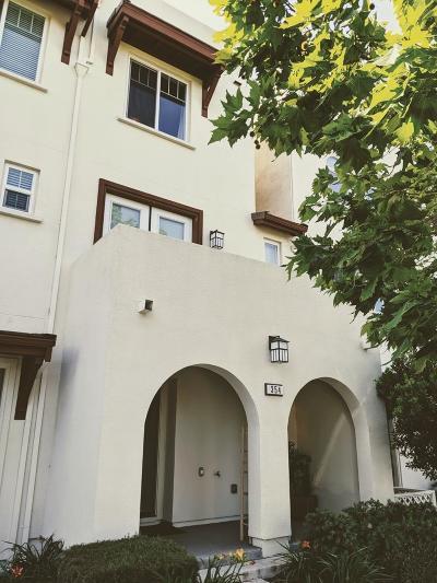 San Mateo Condo/Townhouse For Sale: 354 E 28th Avenue #B6