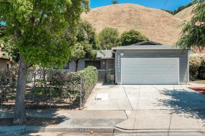 Fremont Single Family Home For Sale: 38446 Nebo Drive