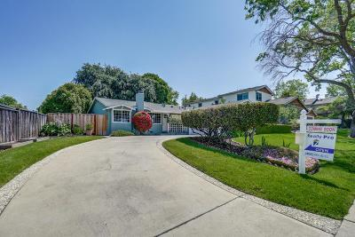 Fremont Single Family Home For Sale: 3161 Middlefield Avenue