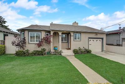 San Mateo Single Family Home For Sale: 31 N Quebec Street