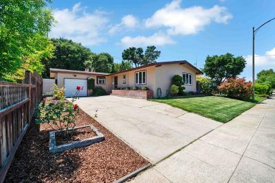 San Mateo Single Family Home For Sale: 2904 Monterey Street