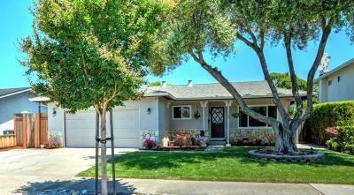 Gilroy Single Family Home For Sale: 759 Carla Way