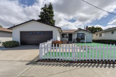 Hayward Single Family Home For Sale: 24624 Santa Clara Street