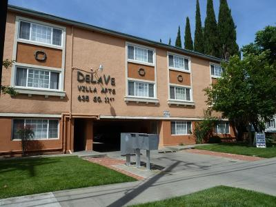 San Jose Multi Family Home For Sale: 635 S 11th Street