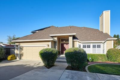 Cupertino Single Family Home For Sale: 7667 Echo Hill Court